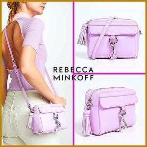 🏷 🆕 Rebecca Minkoff Crossbody Camera M.A.B Bag
